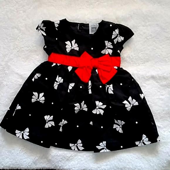 Carter's Newborn Dress & Misc Shoes